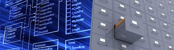 تفاوت انبار داده و پایگاه داده چیست؟