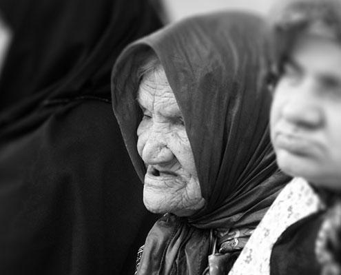 آسایشگاه معلولین و سالمندان کهریزک