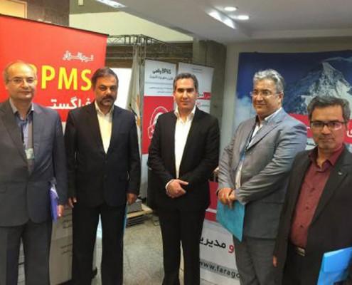 برگزاری نمایشگاه تخصصی نرم افزار اتوماسیون اداری و مدیریت اسناد
