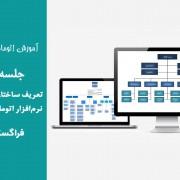 تعریف چارت سازمانی در سیستم اتوماسیون اداری