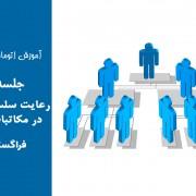 رعایت سلسله مراتب در مکاتبات اداری