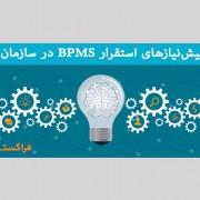 پیشنیازهای استقرار BPMS در سازمانها