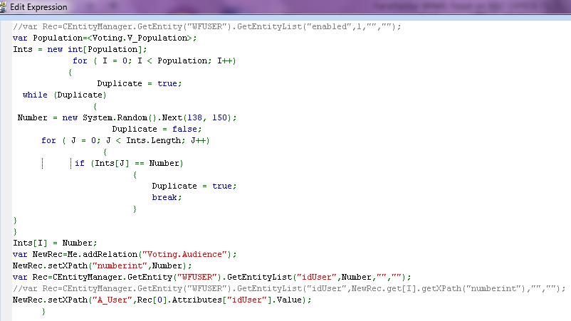 تصویر 3 – برنامه¬نویسی در محیط BPMS