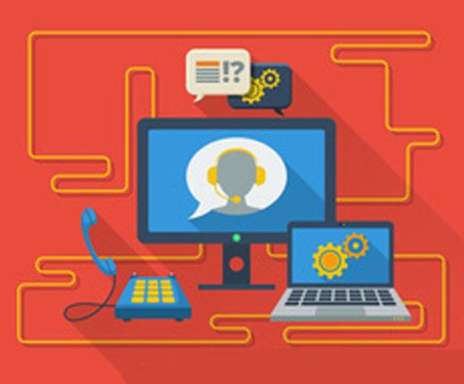 به اطلاعات و دانش تولید شده توسط سایر مشتریان دسترسی دارید