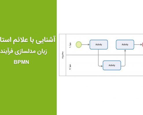 آشنایی با علائم استاندارد زبان BPMN
