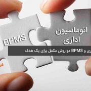 اتوماسیون اداری و BPMS
